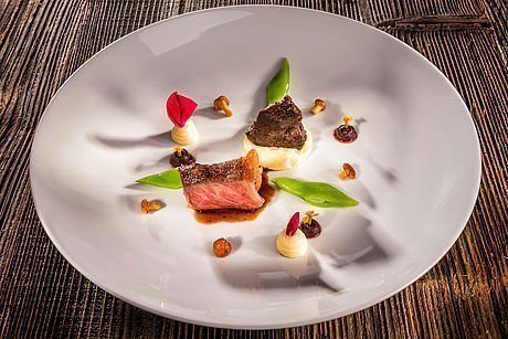 Kulinarische Highlights im Gourmetrestaurant
