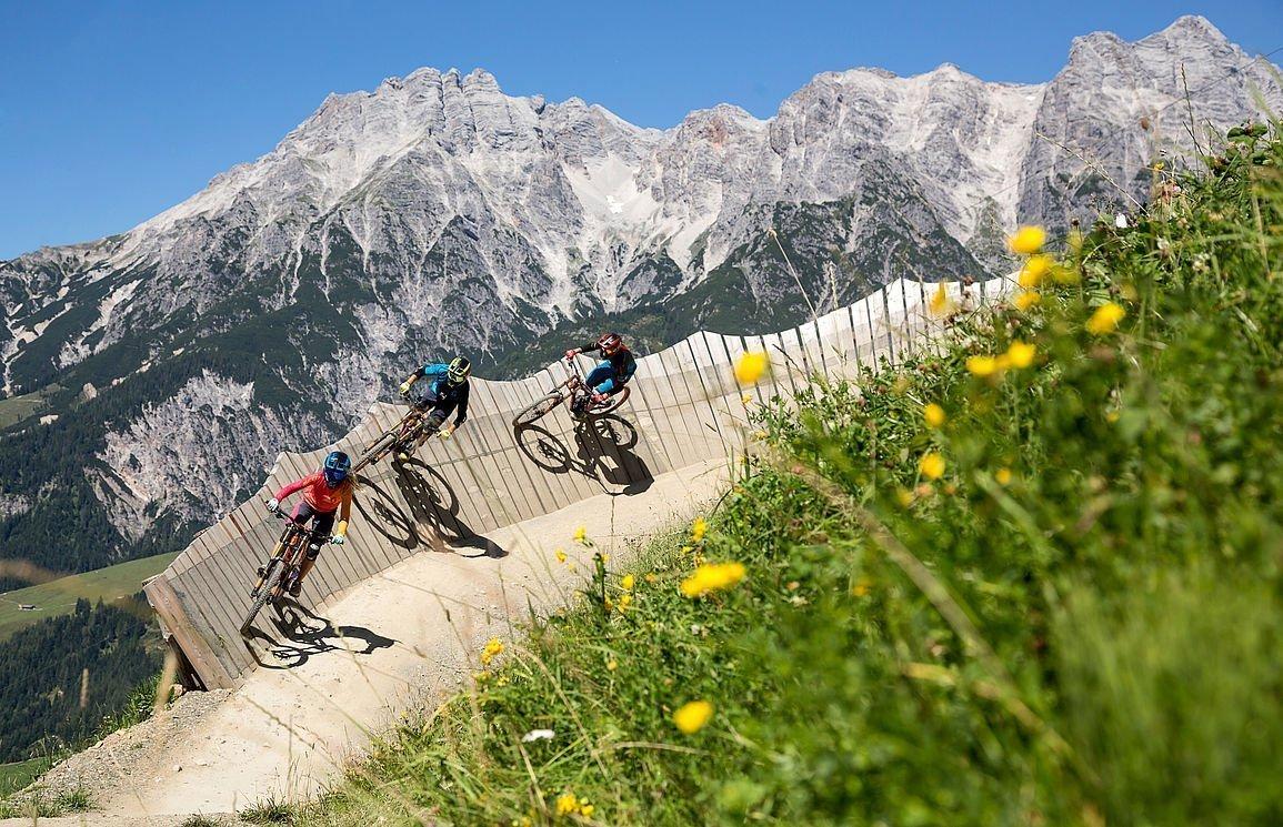 e05504e59685d3 Mountain bike paradise Leogang in Austria