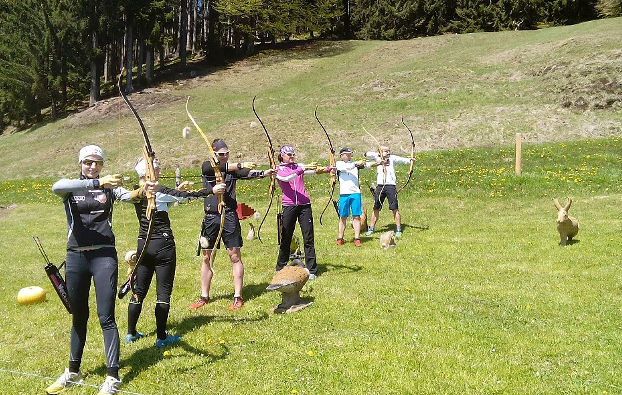 Outdoor Sport in Leogang
